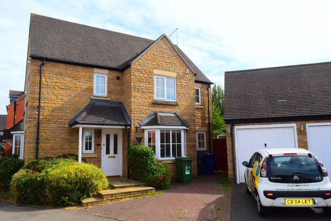 Thumbnail Property to rent in Rickyard Walk, Grange Park, Northampton