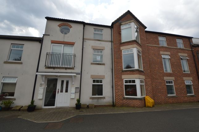 Thumbnail Flat to rent in Goosecroft, Northallerton