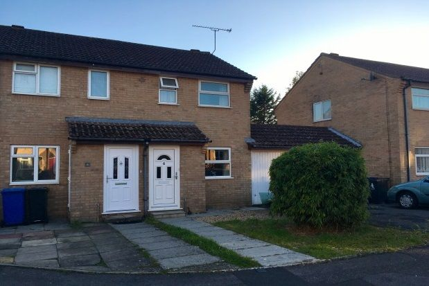 Thumbnail Property to rent in Stockbridge Close, Poole