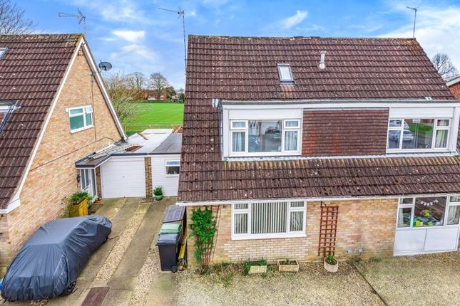4 bed semi-detached house for sale in Tower Close, Marcham, Abingdon OX13