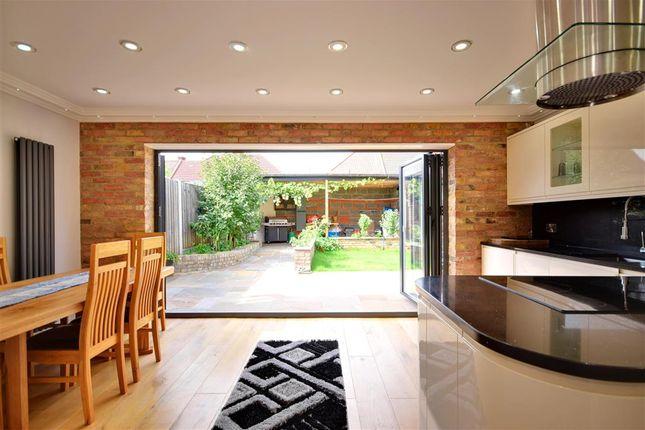 Thumbnail End terrace house for sale in Bonham Road, Dagenham, Essex