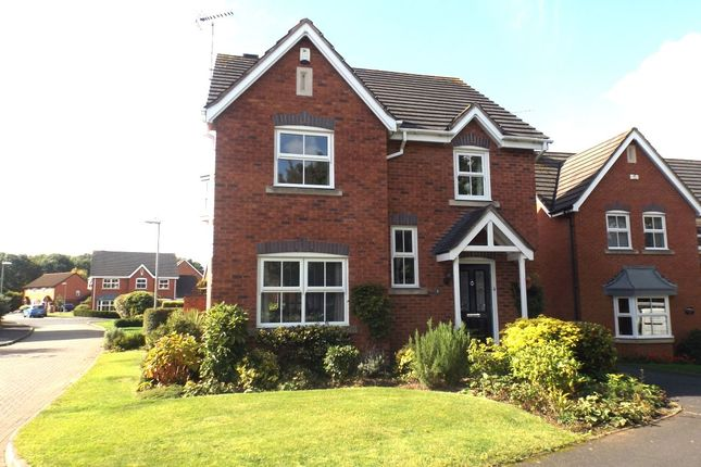 Thumbnail Detached house for sale in Wood Leason Avenue, Lyppard Hanford, Worcester