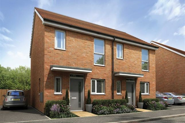 Thumbnail Semi-detached house for sale in Fenners Grove, Trentham, Stoke-On-Trent