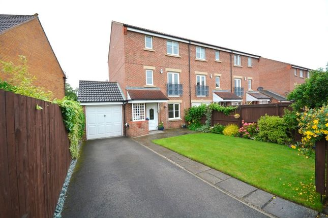 Thumbnail Terraced house to rent in Beamish View, Birtley, Chester Le Street