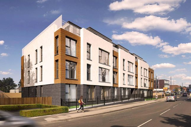 Thumbnail Flat for sale in Rectory Road, Nottingham
