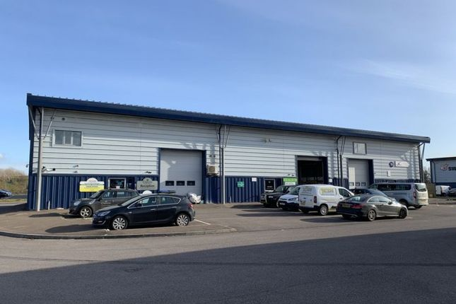 Thumbnail Industrial to let in St. Josephs Park, Rhodes Avenue, Port Talbot