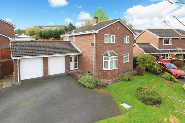 Thumbnail Detached house for sale in 9 St Margarets Drive, Wellington, Telford