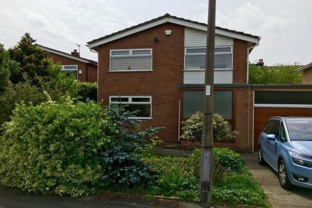 Thumbnail Property to rent in Devonshire Drive, Alderley Edge