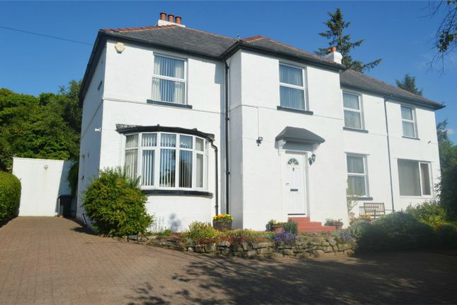Thumbnail Detached house for sale in Loop Road South, Whitehaven, Cumbria