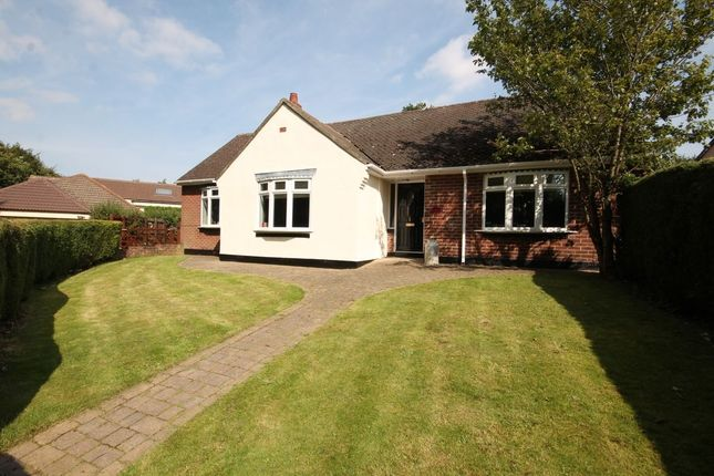 Thumbnail Bungalow for sale in High View Syke Road, Burnopfield, Newcastle Upon Tyne