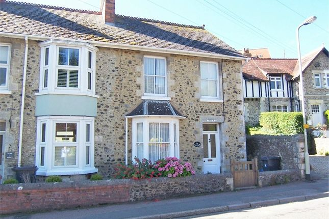 Thumbnail End terrace house for sale in Beer, Seaton, Devon