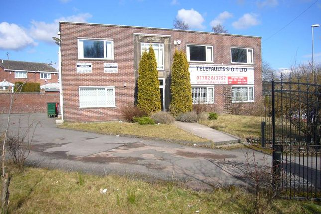Office to let in Telefaults Premises, Furlong Road, Tunstall, Stoke-On-Trent, Staffordshire