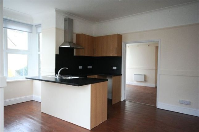 Thumbnail Flat to rent in Trenance Road, Newquay