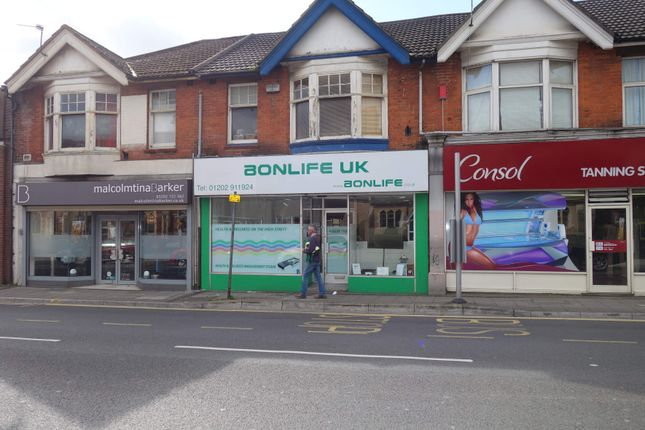 Thumbnail Retail premises to let in 319 Ashley Road, Poole