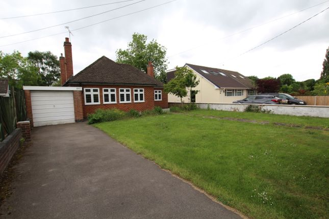 Thumbnail Detached bungalow to rent in Woodway Lane, Walsgrave On Sowe, Coventry