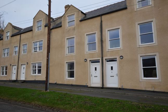 Thumbnail Town house for sale in Belford, West Street, Cragside