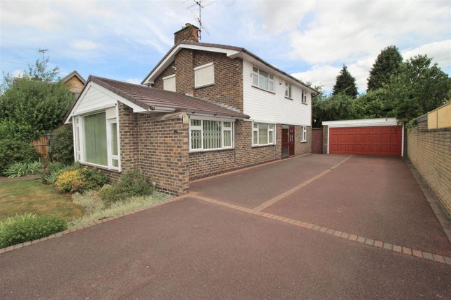 Thumbnail Detached house for sale in The Strand, Attenborough, Nottingham