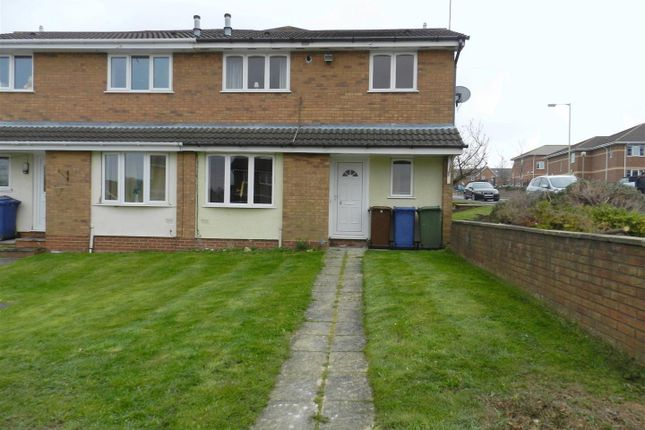 Thumbnail Semi-detached house to rent in Acorn Close, Cannock