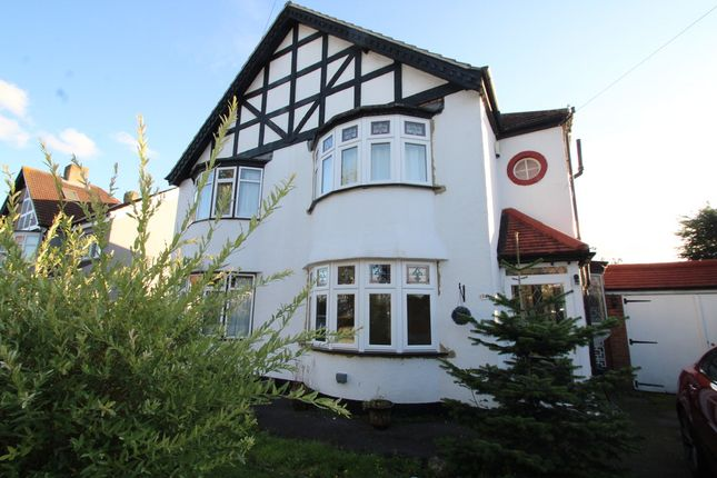 Thumbnail Semi-detached house to rent in Kingsway, West Wickham