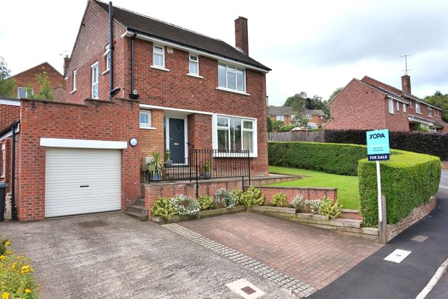 Thumbnail Detached house for sale in Charnley Avenue, Sheffield