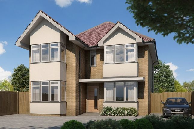 Thumbnail Detached house for sale in Glasseys Lane, Rayleigh