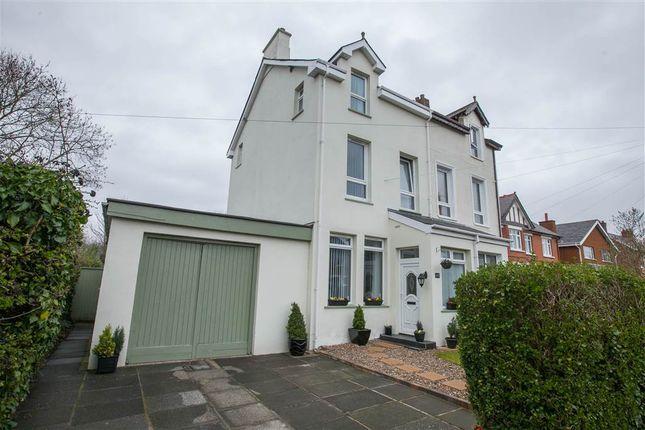 Thumbnail Semi-detached house for sale in 49, Diamond Gardens, Belfast