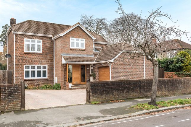 Thumbnail Detached house for sale in Abbotts Way, Southampton, Hampshire