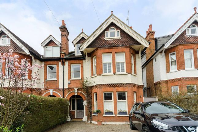 Thumbnail Semi-detached house to rent in Manorgate Road, Kingston
