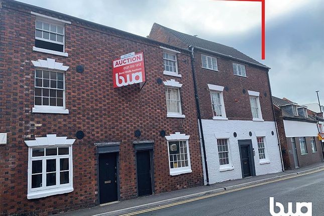 Thumbnail Flat for sale in 50-51 Worcester Street, Kidderminster