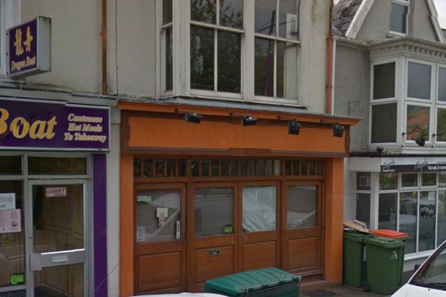Thumbnail Restaurant/cafe for sale in Mumbles Road, Mumbles, Swansea