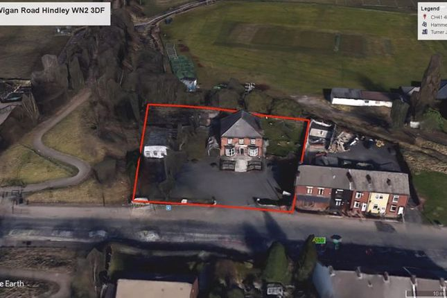 Thumbnail Land for sale in Park Grange, Park Road, Hindley, Wigan