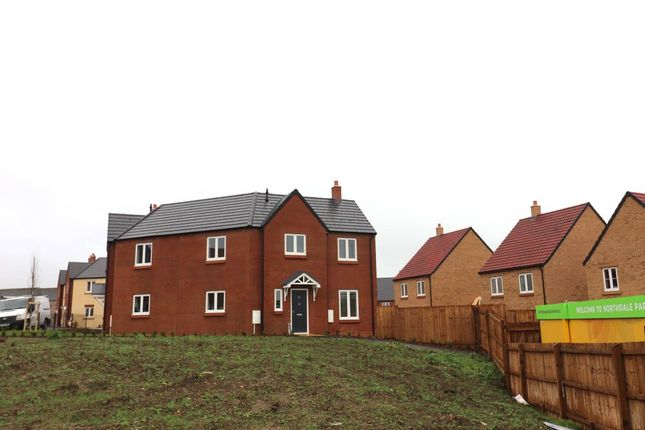 Thumbnail Semi-detached house to rent in Groom Walk, Raunds, Wellingborough