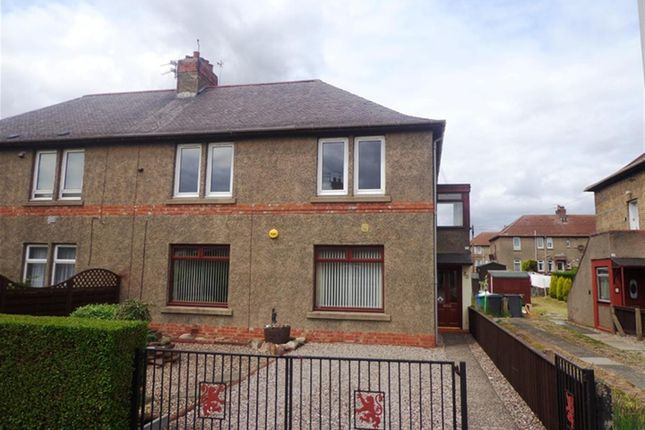 Thumbnail Flat to rent in Wheatley Street, Methil, Leven