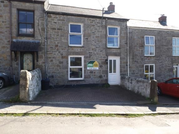 Thumbnail Terraced house for sale in Beacon, Camborne, Cornwall