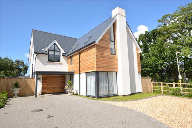 Thumbnail Detached house for sale in Everton Road, Hordle, Lymington, Hampshire