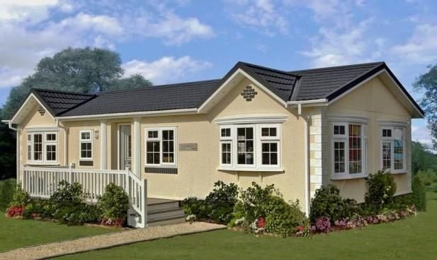 Thumbnail Mobile/park home for sale in Dandy Dinmont Park, Blackford, Carlisle, Cumbria