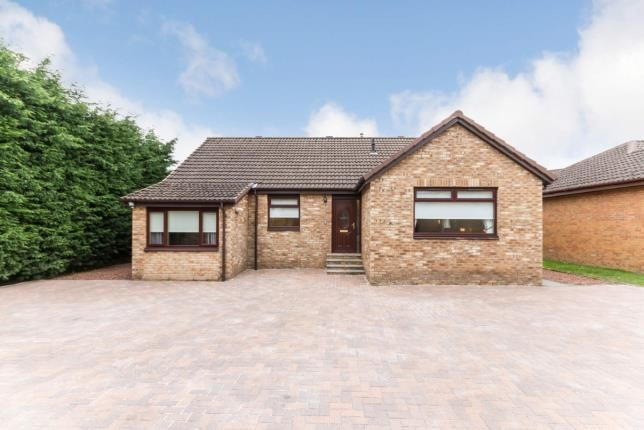 Thumbnail Bungalow for sale in St. Andrews Gate, Bellshill, North Lanarkshire, Scotland
