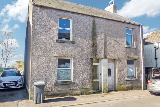 3 bed semi-detached house for sale in 79 Yeathouse Road, Frizington, Cumbria CA26