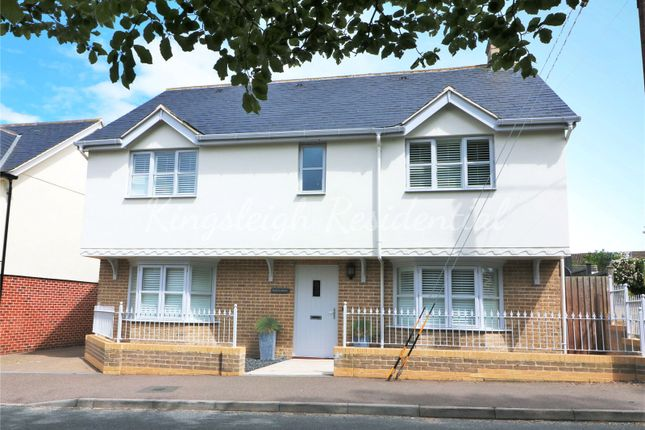 Thumbnail Detached house for sale in Crown Street, Dedham, Colchester, Essex