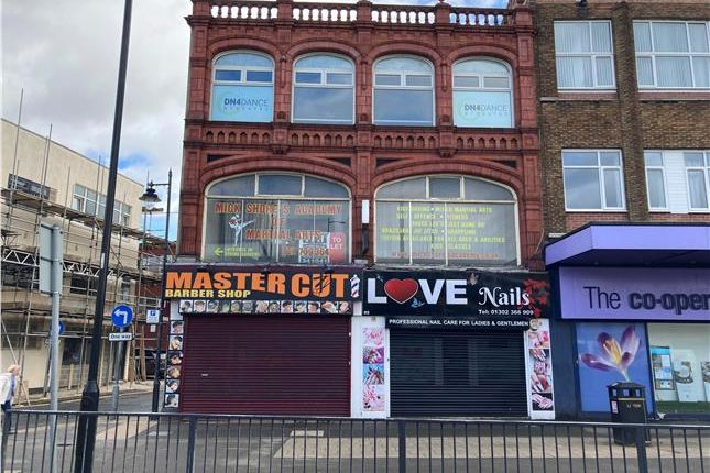 Leisure/hospitality to let in First Floor, 94-95 Spring Gardens, Doncaster, South Yorkshire