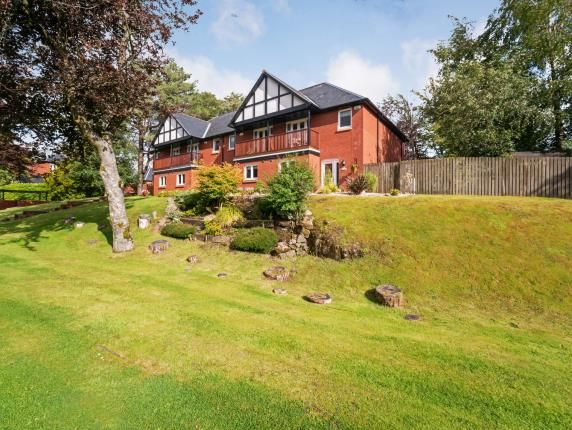 Thumbnail End terrace house for sale in Laurel Way, Quarriers Village, By Bridge Of Weir