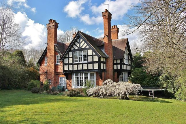 Thumbnail Detached house for sale in Pangbourne Hill, Pangbourne, Reading