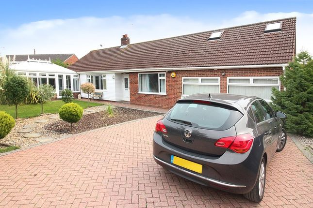 Thumbnail Detached house for sale in Court Close, Rollesby, Great Yarmouth