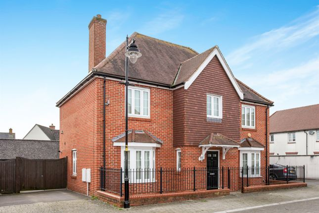 Thumbnail Detached house for sale in Redworth Mews, Amesbury, Salisbury