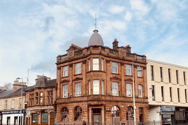 Thumbnail Flat for sale in Main Street, Coatbridge