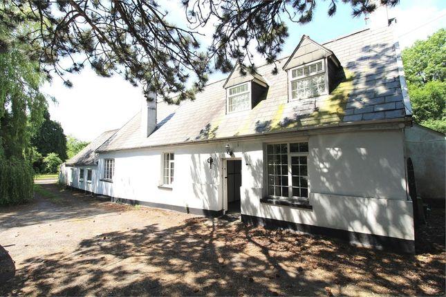 Thumbnail Cottage for sale in Uskside, Caerleon, Newport
