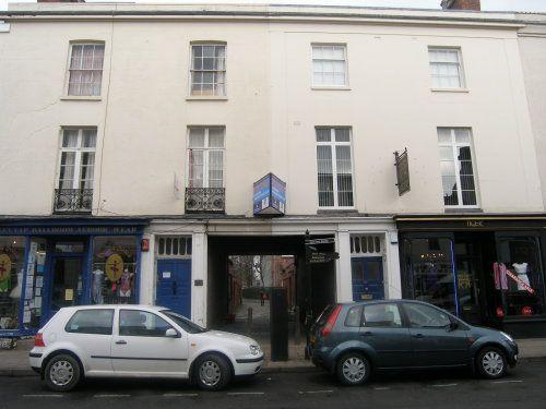 Thumbnail Flat to rent in Warwick Court, Warwick Street, Leamington Spa