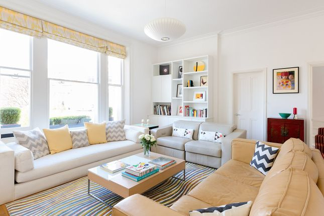Thumbnail Flat to rent in Warrington Gardens, London
