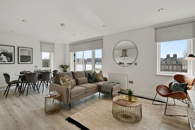 2 bed flat for sale in 77-79 Queens Road, Peckham SE15