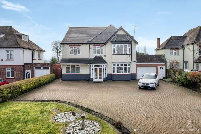 Thumbnail Detached house for sale in Hagley Road, Edgbaston, Birmingham